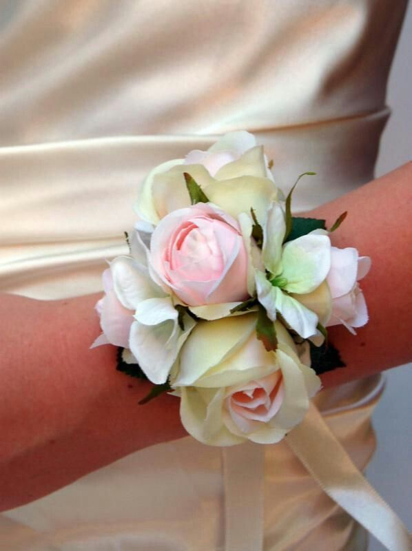 Corsage inspiration for Father/Daughter dance.