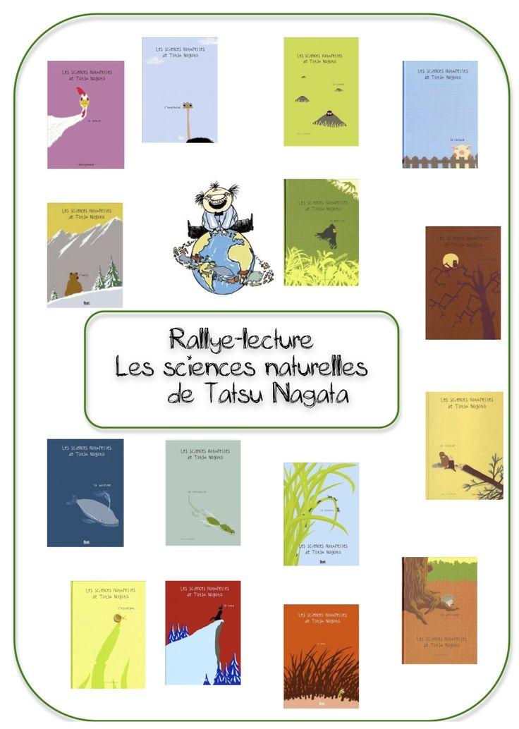 Rallye lecture : Les sciences naturelles de Tatsu Nagata