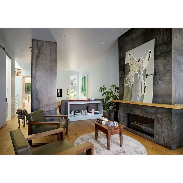 Reformed Sf Loft By Wardell Sagan Projekt: 47 Best Exposed Cement Walls Images On Pinterest