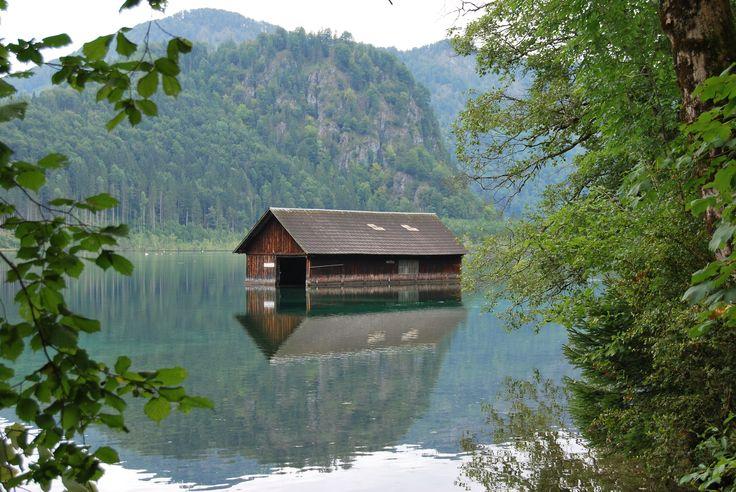 Gruenau - Austria - The most beautiful lake I've ever seen