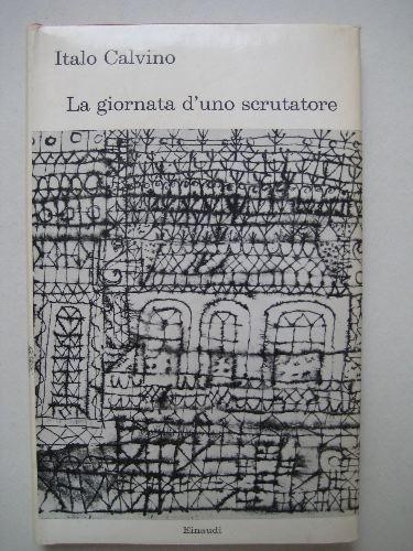 La giornata di uno scrutatore, Italo Calvino