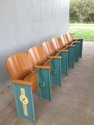 Metal Stadium Seats : Best images about home folding things on pinterest