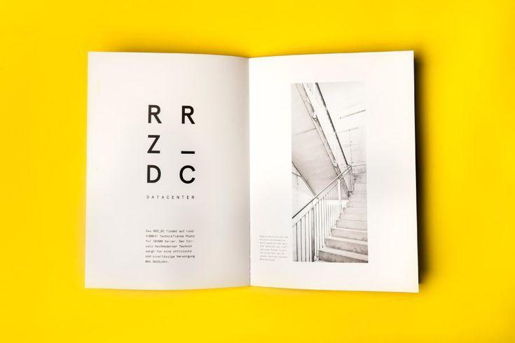 Raiffeisen Rechenzentrum designed by Moodley