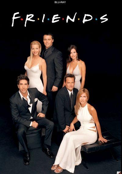Friends 1,2,3,4,5,6,7,8,9 e 10ª Temporada Dublado