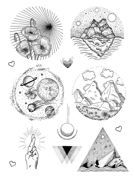 111 Cool Things to Draw|Drawing Ideas For An Adventurer`s Heart Homesthetics.net