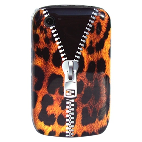 ★★Black Leopard Printed Hard Case For Blackberry curve 8520 ★★ Price:$6.32 ★★ BUY HERE ★★ www.cyberworldltd...