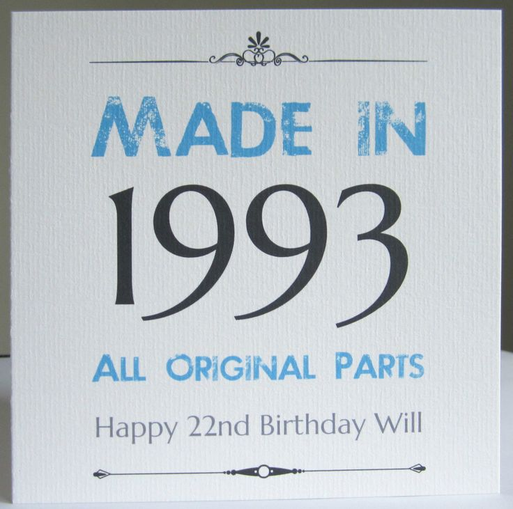 17 Best images about Birthday Cards Milestones – 50 Birthday Card Ideas