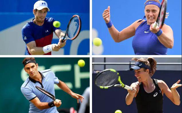 Andy Murray gets top seed at Wimbledon & Big set for semi-finals. #Rafa #NovakDjokovic #Federer via @MovieTVTechGeeks