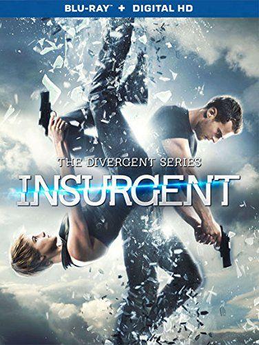 Insurgent Blu-Ray + Digital HD Only $9.99! (reg. $35.99)