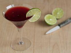 Tart Cherry Cocktail | Serious Eats : Recipes
