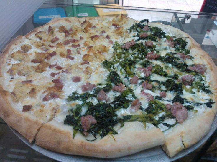 Pizza a gusti diversi