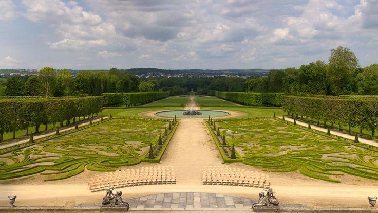 Château De Champs Sur Marne, Val Maubuée, Champs Sur Marne, Torcy,  Seine Et Marne, Île De France, France   France   Paris U0026 île De France    Pinterest ...