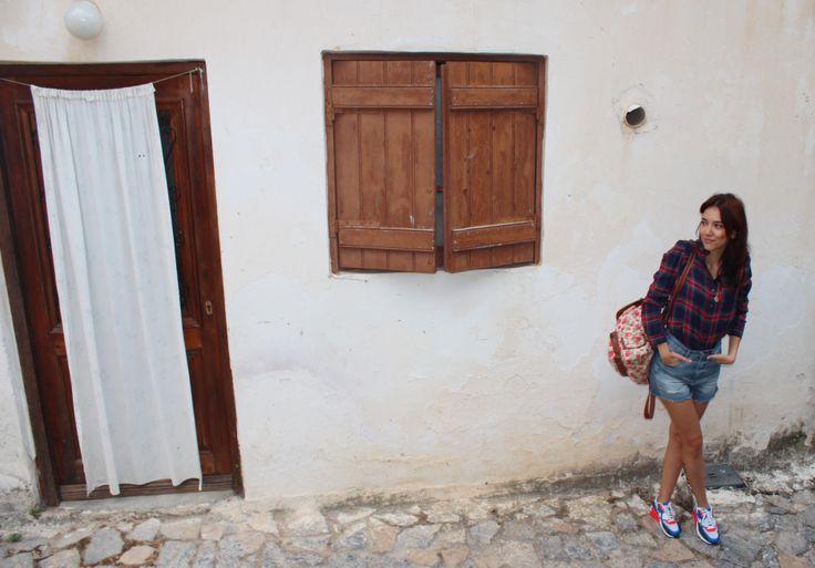 Chios Mesta vİLLAGE Greece