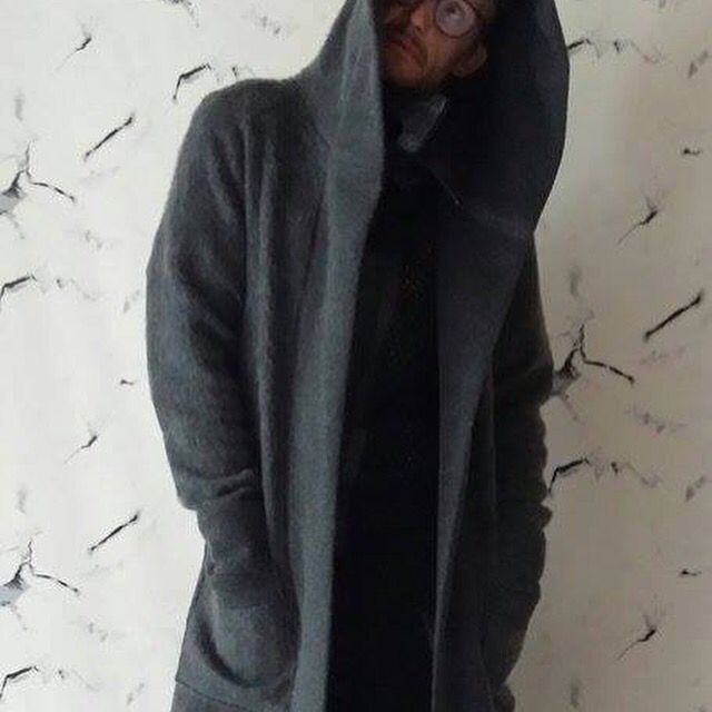 Coat made by myself