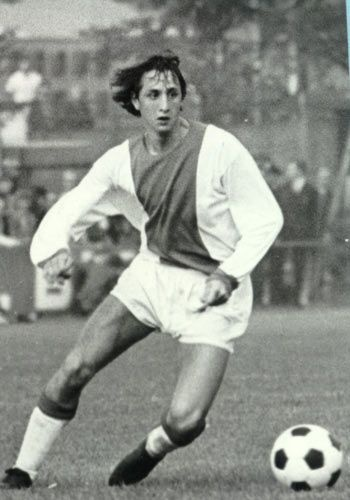Johan Cruijff, Netherlands (Ajax, Barcelona, New York Cosmos, Ajax, Feyenoord, Netherlands)