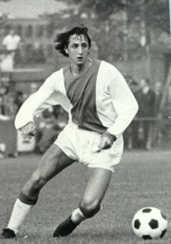 Johan Cruijff, Netherlands (Ajax, Barcelona, New York Cosmos, Ajax, Feyenoord…