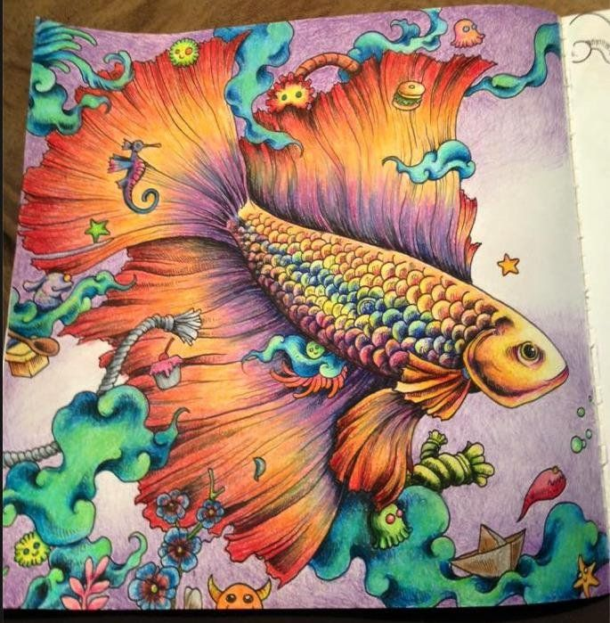 Animorphia An Extreme Coloring And Search Challenge Kerby Rosanes