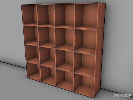 Make a Cardboard Box Storage System Step 2Bullet3.jpg