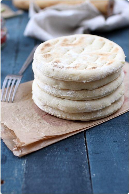 Pain polaire : à utiliser pour faire des sandwiches, à cuire à la poêle