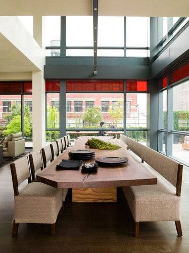 1000 Ideas About Long Dining Tables On Pinterest Dining