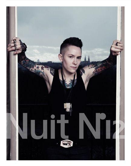 + Nuit N°12 campaign featuring Hannah Blilie +