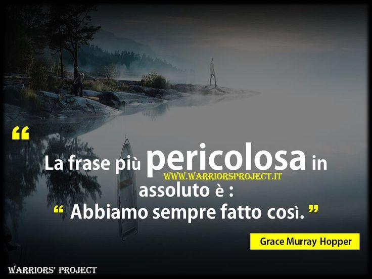 www.warriorsproject.it #citazioni #aforisma #frasi #coaching #parole #frasi #aforismi #citazioni #famose #belle #massime #pensieri #tempo #filosofia #pensiero #positivo