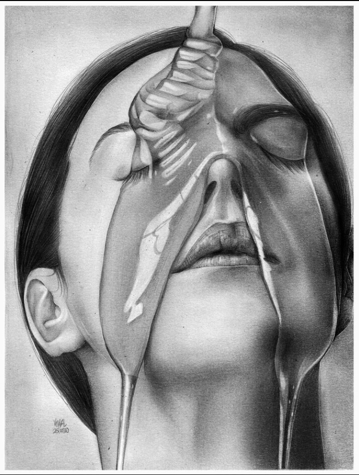 Pencil Drawings By Artist