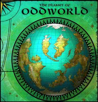 Oddworld planet