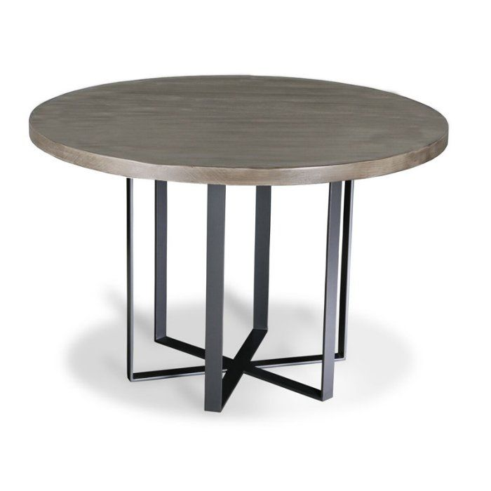 South Cone Austin Dining Table Round Dining Table Bar Height