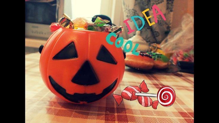Halloween DIY Decor- Украшения на Хэллоуин! Last Week DIY Марафон на канале Кирито-куна