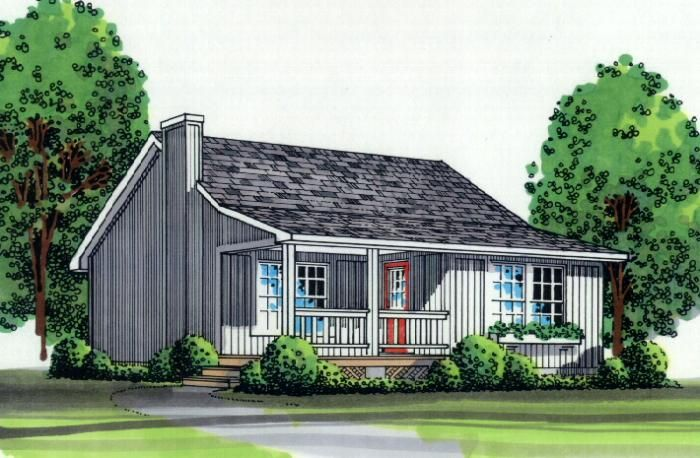 The Lakeview At Www Townandcountryplans Com Cottage Style House Plans Vacation House Plans Cottage Plan