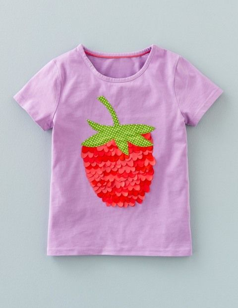 Textured summer t shirt 30004 graphic t shirts at boden for Mini boden logo