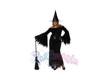 Cadılar Bayramı Cadı Kostümü Bayan