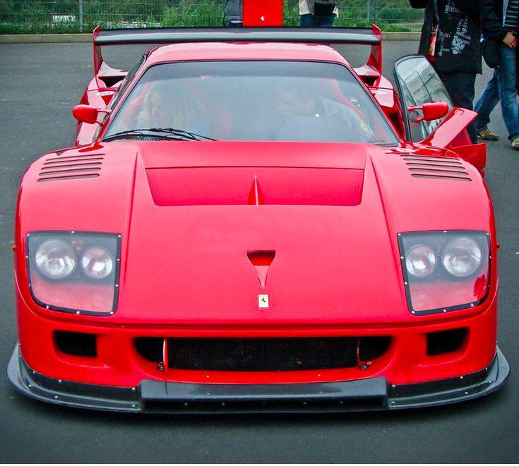 Ferrari F40: 852 Best F40 The Greatest Classic Super Car. Images On