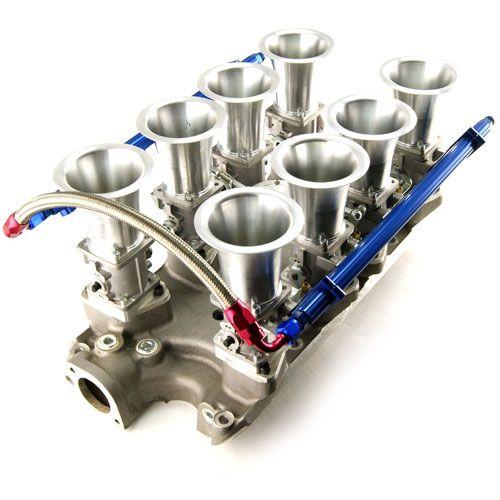 Speedmaster Complete Downdraft EFI Stack Intake Manifold