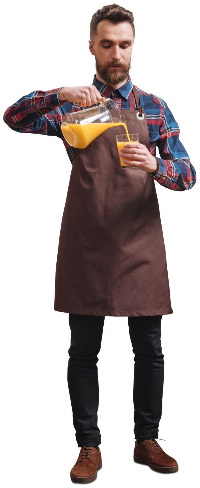 Waiter Businessman Waiter With Juice Free Download At Www