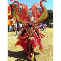 Wisata Trawas Trashion Carnival 2017 - Parade Karnaval Kostum