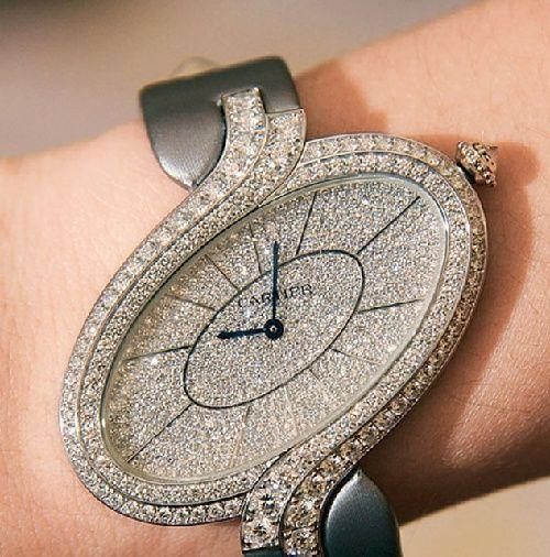 Cartier watch. www.kristoffjewelers.com #cartier #watches