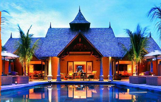 The Taj Exotica, Mauritius