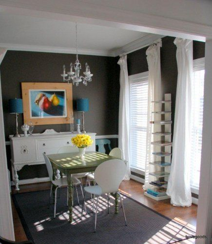 79 Best Paint Colors For Dining Rooms Images On Pinterest  Dining Magnificent Color Dining Room Design Inspiration