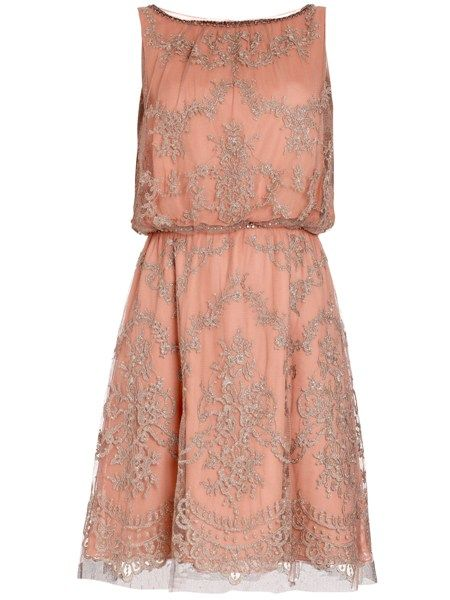 lace Coral Bridesmaid Dresses | Check out the Etienne dress and other bridesmaids dresses at the ...