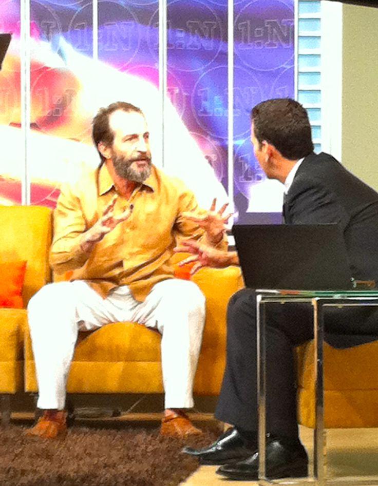 Daniel Giménez Cacho en entrevista en Primero Noticias, sobre COLOSIO, el asesinato