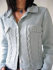 Ravelry: Air pattern by Kim Hargreaves PATTERN NO LONGER AVAILABLE
