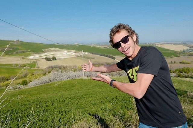 Valentino Rossi's Ranch Teaser (VIDEO)