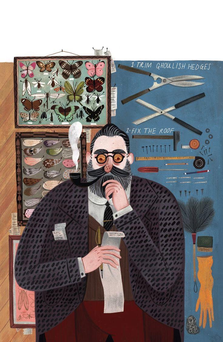 'The Liszts' Kyo Maclear; ill. Jaulia Sarda : Tundra Books (NY) 2016