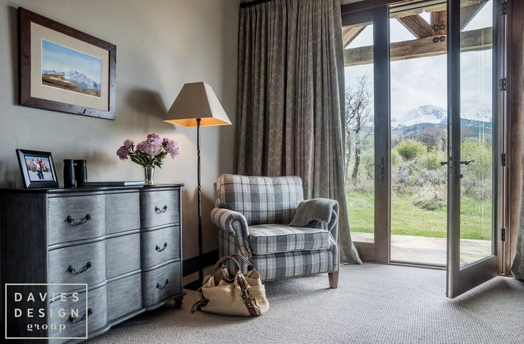 Davies Design Group - Mountain Ranch Guest Room 2