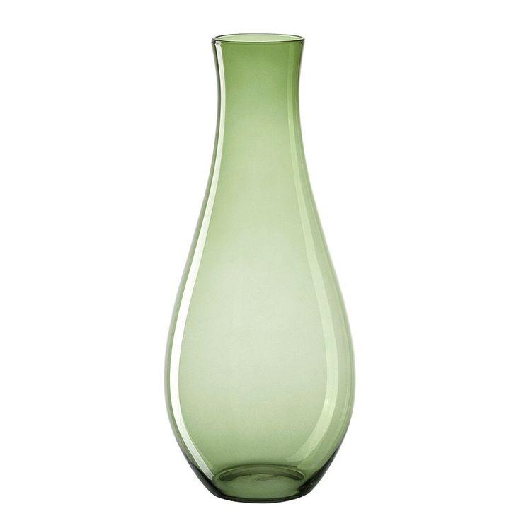 Vase Giardino I - Glas - 60 - Grün, Leonardo Jetzt bestellen unter: https://moebel.ladendirekt.de/dekoration/vasen/tischvasen/?uid=6fc4d518-bc05-5bce-bfd9-d1e02173f7fe&utm_source=pinterest&utm_medium=pin&utm_campaign=boards #accessoires #tischvasen #vasen #leonardo #dekoration #schalen