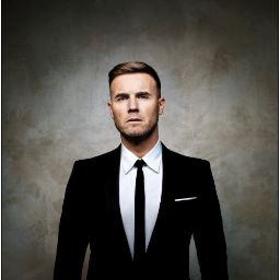 Gary Barlow - a fantastic voice, a great song writer and... very good looking!