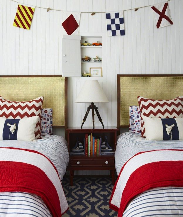 Bedroom Art Deco Red Accent Wall Bedroom Bedroom Bed Ideas Dark Carpet Bedroom Ideas: 1000+ Ideas About Nautical Boy Rooms On Pinterest