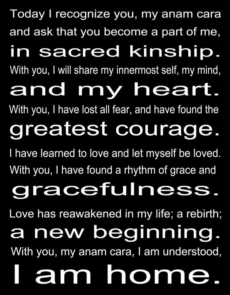 Our wedding vows, taken from a Celtic Loving Cup ceremony